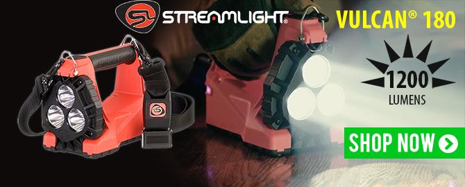 Streamlight Vulcan 180